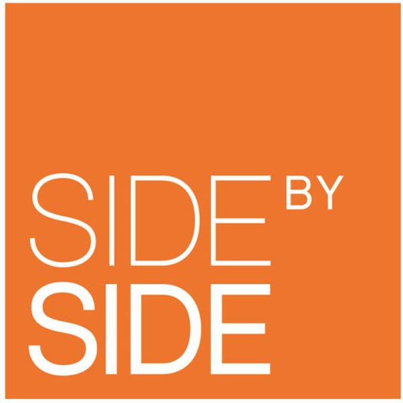 side by side basic l tablett. Black Bedroom Furniture Sets. Home Design Ideas
