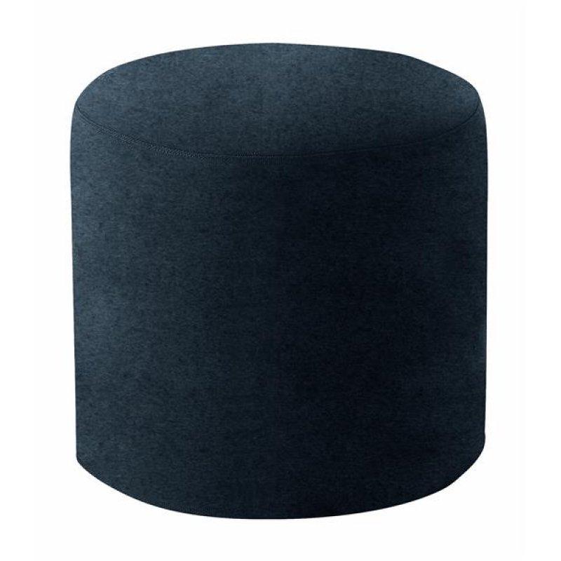 Softline drum hocker 45 hoch filz petrol for Beistelltisch petrol