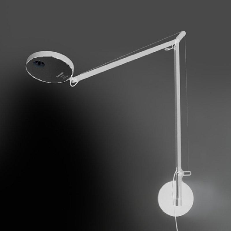 artemide demetra led wandleuchte weiss. Black Bedroom Furniture Sets. Home Design Ideas