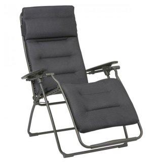 lafuma futura becomfort relaxliege dark grey. Black Bedroom Furniture Sets. Home Design Ideas