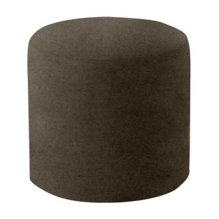 SOFTLINE Drum Hocker Ø45 hoch Filz mocca