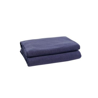 ZOEPPRITZ Soft-Fleece Decke 160x200cm ocean blue 540